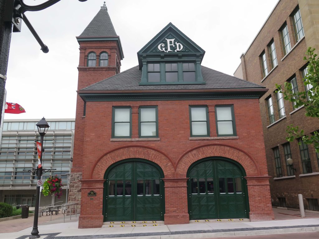 Fire Hall Museum and Education Centre - Robyn Huether Architect Inc.