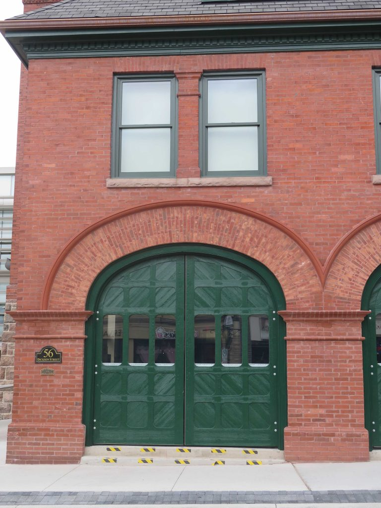 Fire Hall Museum - Robyn Huether Architect