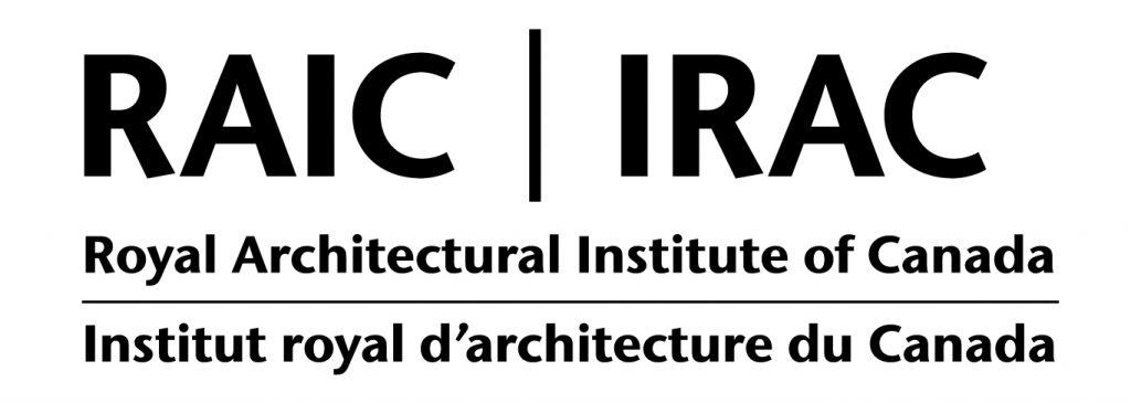 RAIC - Royal Architectural Institute of Canada -Logo