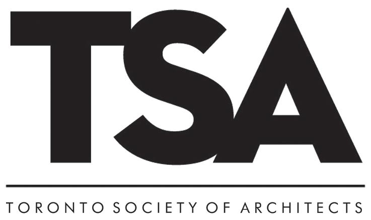 TSA - Toronto Society of Architects - Logo