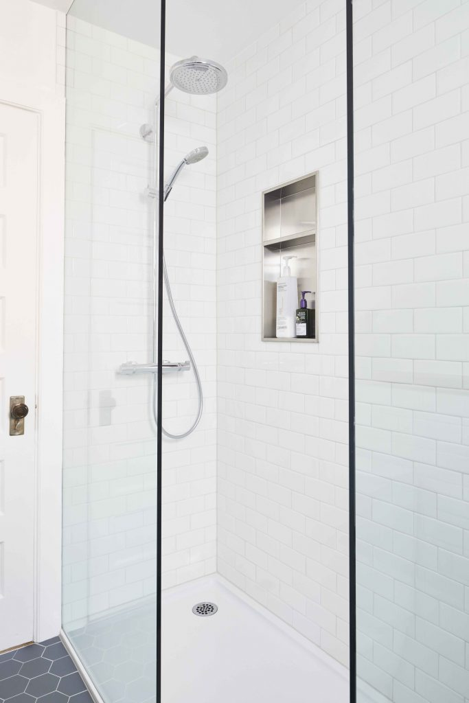 Winchester Residence Bathroom remodelling - Robyn Huether Architect