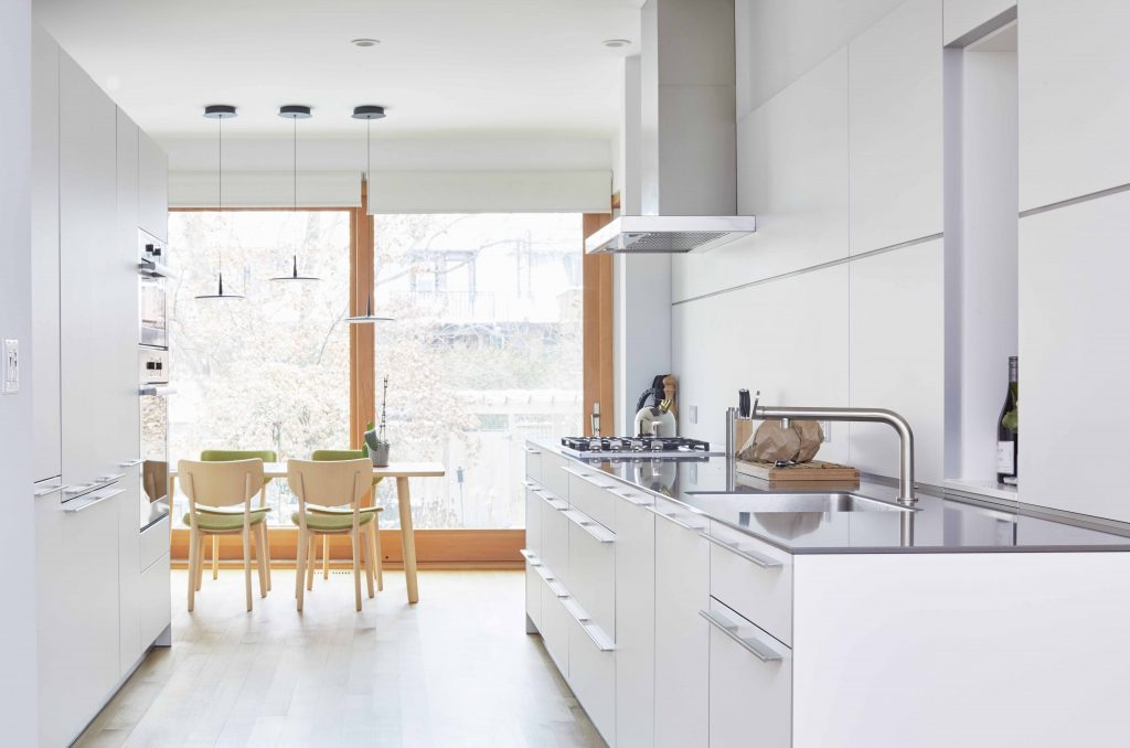 Winchester Residence - Kitchen remodelling - Robyn Huether Architect