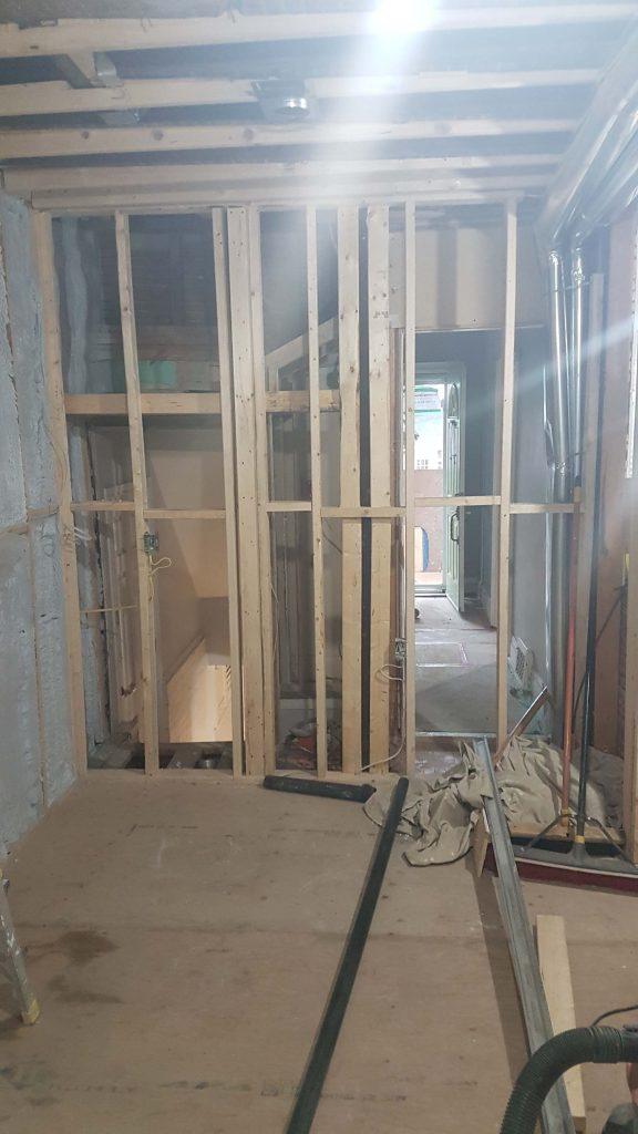 Firstbrook Residence - work in progress