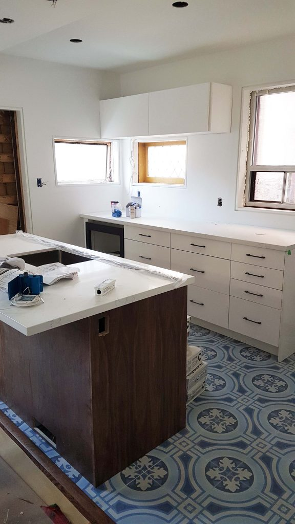 Firstbrook Residence - kitchen