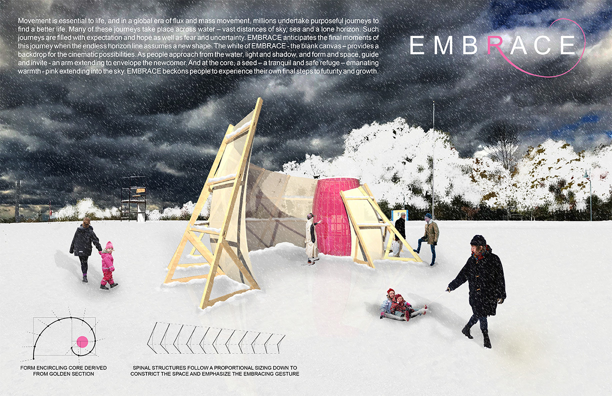 Robyn Huether Architect - embrace project