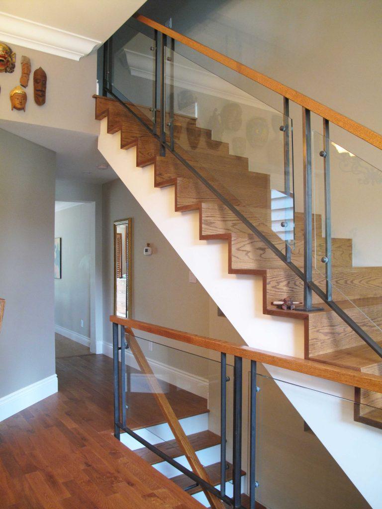 Sword Street - Staircase