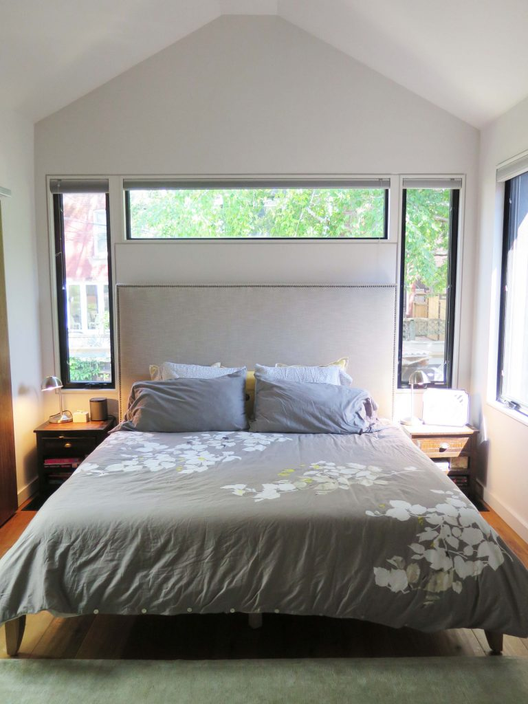Spruce Street Residence - Robyn Huether Architect - Residential and Heritage consultant - bedroom renovation