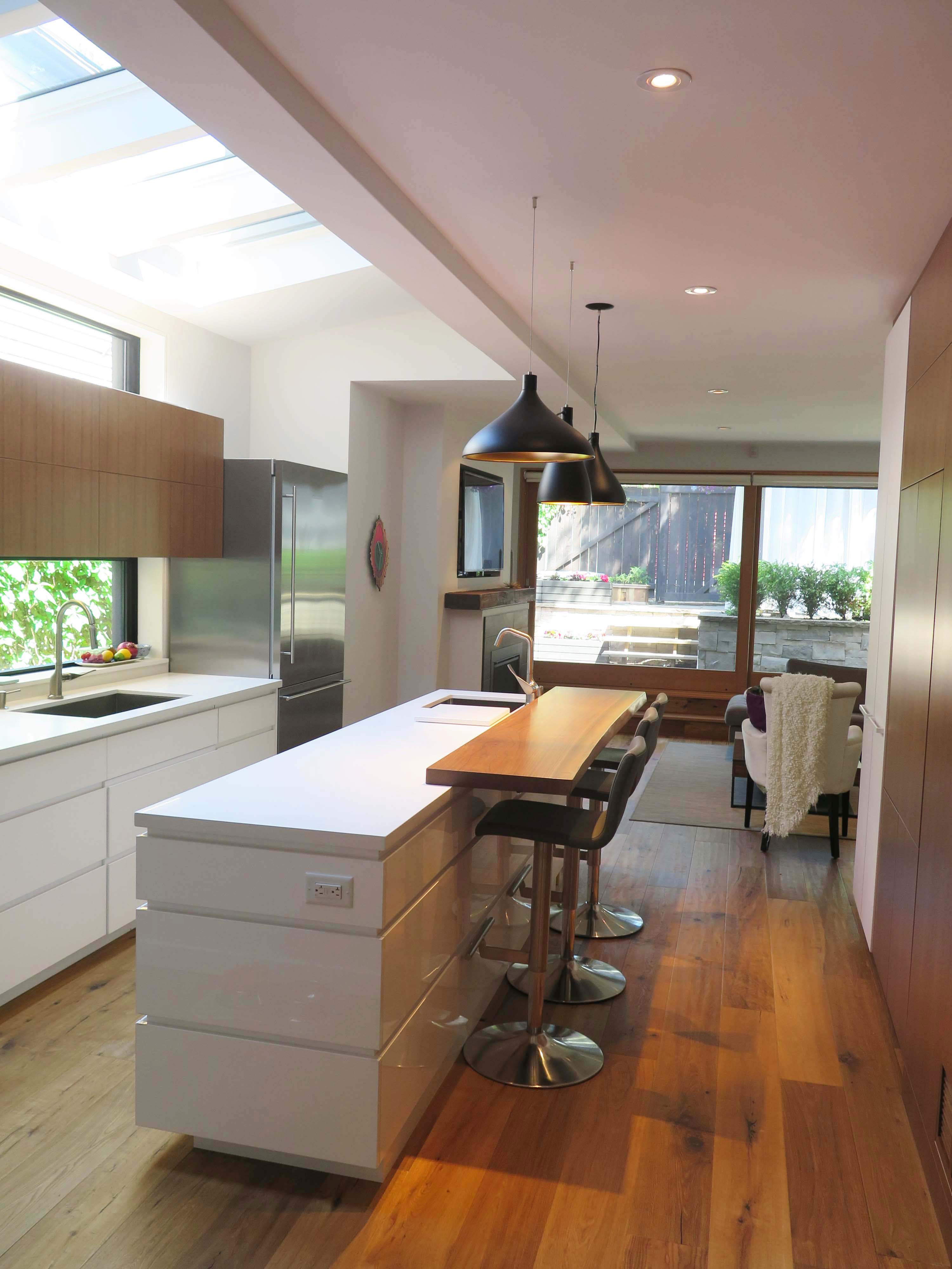 Spruce Street Residence - Robyn Huether Architect - Residential and Heritage consultant - kitchen renovation