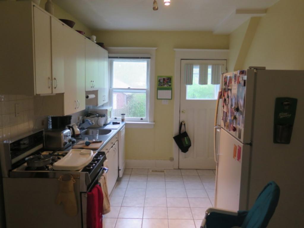 Lesmount Residence - Before