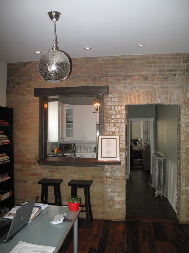 Galt Residence - Looking Into Kitchen