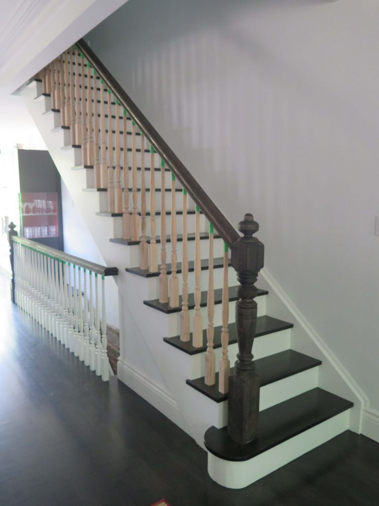 Sumach Residence - Stairs